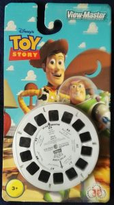 ViewMaster Set Toy Story