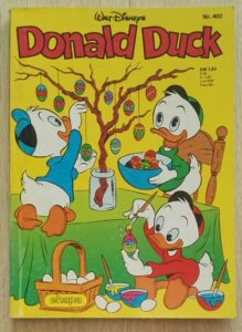 Donald Duck Comic #402
