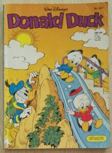 Donald Duck Comic #407
