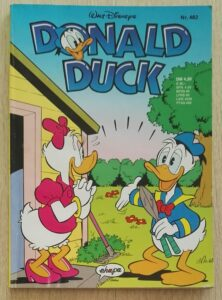 Donald Duck Comic #482