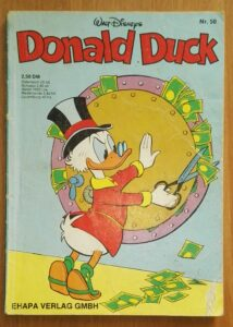 Donald Duck Comic #50