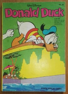 Donald Duck Comic #82
