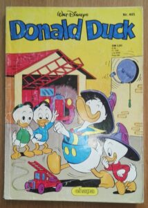 Donald Duck Comic #405