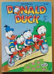 Donald Duck Comic #435