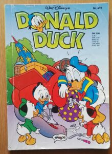 Donald Duck Comic #472