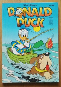 Donald Duck Comic #484