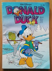 Donald Duck Comic #490