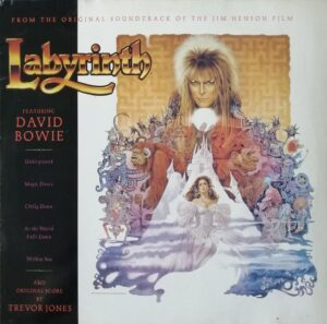 LP Soundtrack Labyrinth