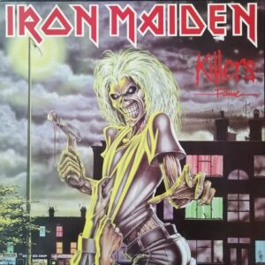LP Iron Maiden – Killers