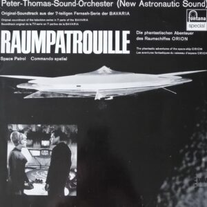 LP Soundtrack Raumpatrouille