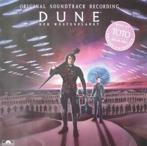 LP Soundtrack Dune