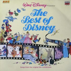 LP Soundtrack The Best Of Disney