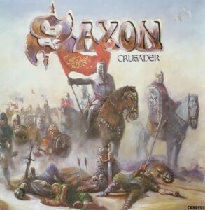 LP Saxon – Crusader