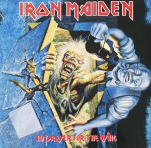 LP Iron Maiden – No Prayer For The Dying