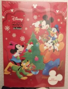 Adventskalender Disney 2019